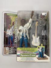 Jimi Hendrix Mcfarlane Action Figure 2003