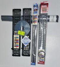 """Mark E Industries Deluxe Shower Kit w/Pan Liner (SSK-501) """"GOOF PROOF SHOWER"""""""