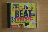 Can't Beat The Music Vol. 2  - Kylie, Warrant, Frente, Yothu Yindi    (Box C614)
