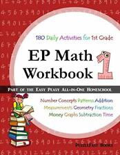 EP Math 1 Workbook: Part of the Easy Peasy All-in-One Homeschool Giles, Lee