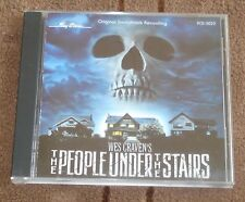 THE PEOPLE UNDER THE STAIRS (G.Revell/D.Peake) original mint USA cd (1991) OOP!