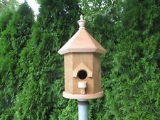 Western Red Cedar Bird House