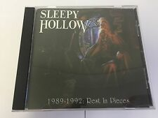 Sleepy Hollow ‎– 1989-1992: Rest In Pieces CD : Unisound – True Metal 006