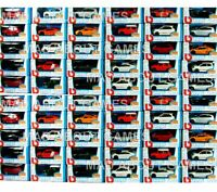 + 50 TO CHOOSE FROM MODEL DIECAST TOY CARS 1:43 MINIATURE BURAGO TOY CAR BBURAGO