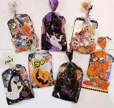 1 x HALLOWEEN PRE FILLED KIDS UNISEX PARTY LOOT BAGS FOR GIRLS BOYS