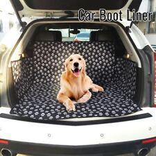 Printing Large Waterproof Pet Car Rear Back Seat Cover Protector Boot Mat Liner