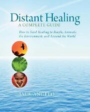 Distant Healing: A Complete Guide-ExLibrary