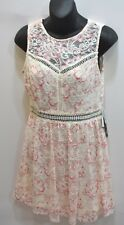 AS U WISH FIT AND FLARE lACE DRESS SZ  S *NEW* WITH TAG
