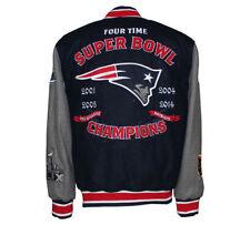 New England Patriots Men NFL Jackets