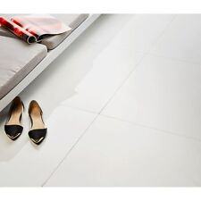 TC Super White High Gloss Porcelain Tiles 60X60 Wall-Floor, Kitchen-Bathroom