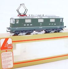 Lima HO 1:87 Swiss SBB-CFF 11152 ELECTRIC LOCOMOTIVE Single Panto! Re 4/4 NMIB!