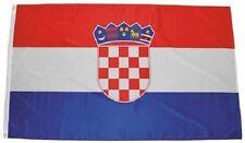 - Fahne Flagge Flag - Landesflagge -  KROATIEN / 150 x 90