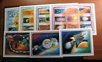 Souvenir Sheets Grenada Scott#  1999-2005 Exploration of Mars  1991  MNH    C451