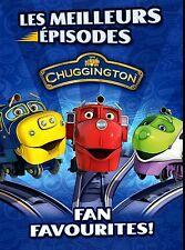 NEW DVD // TREEHOUSE - CHUGGINGTON FAN FAVOURITES -  LES MEILLEURS EPISODES