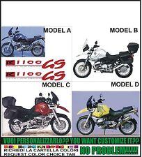 kit adesivi stickers compatibili r 1100 gs 1996