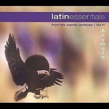AZYMUTH L.E. Vol. 11 aka Águia Não Come Mosca CD 2003 WEA Latina PROG (Triana)