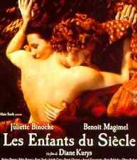 Bande annonce film 35mm 1999 ENFANTS DU SIECLE Diane Kurys J Binoche B Magimel