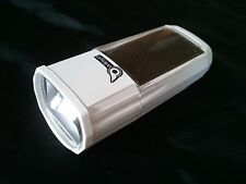 Owleye HighbredLux 40 Bicycle Light; White color
