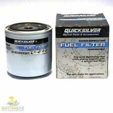 Quicksilver combustible filter/water separar elemento-Fuera De Borda-Mercruiser -