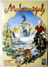 Jeu de société Maharadjah - La conquête de l'Inde - Descartes