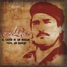 El Canto de un Rebelde Para Un... by Celso Piña CD (2004) Still Factory Sealed