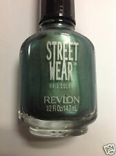 Revlon Street Wear Nail Polish ( Deception #63 ) 0.5 oz NEW.