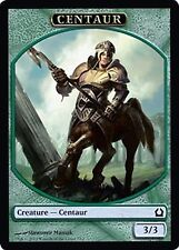 X25 Green 3/3 Centaur Token EX/NM RtR Return to Ravnica MTG Magic Cards #7/12