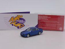 "Herpa 032643-002 # BMW M5 E34 Limousine Baujahr 1988 "" montecarloblaumet. "" 1:87"