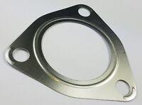 Metal/Steel 3 Bolt Manifold to Downpipe Exhaust Gasket BLG39-VX Vauxhall Zafira