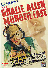 The Gracie Allen Murder Case - Classic Movie - DVD