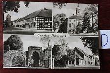 Postkarte Ansichten Sachsen-Anhalt Remplin Uckermark