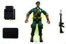 G.I.Joe/Cobra 2006 Comic Pk Lonso R. Wilkinson *Stalker* !00% COMPLETE_MINT!!!