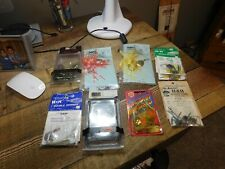 LOT OF 9  SPINNER BAITS  NEW OLD STOCK ONLY 2 ALIKE