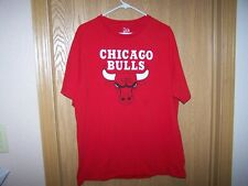 CHICAGO BULLS NBA NO. 13 NOAH SHIRT MAJESTIC RED  MEN XL