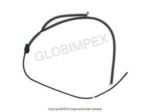 PORSCHE 718 BOXSTER (2012-2018) Windshield Washer Hose with Nozzle Connectors