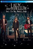 Lady Antebellum: Live - On This Winter's Night [DVD][Region 2]