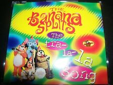 The Banana Splits ‎– The Tra La La Song (Australia) Promo CD Single – Like New