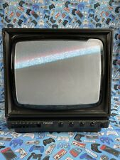 "14"" CRT TV Retro Harwood Vintage Gaming Working CTV HAR 14 Made In England"