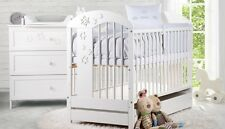 Babybett Gitterbett  ''RADEK VII'' 120x60 Kinderzimmer  Neu