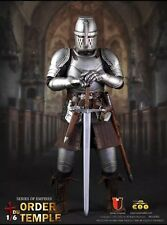 1/6 COOMODEL SERIES OF EMPIRES ORDER DU TEMPLE KNIGHT Figure USA