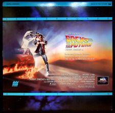 EBOND Back to the Future (1985) Laser Disc NTSC LD001042