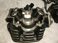 ktm lc4 cylinder head and valves