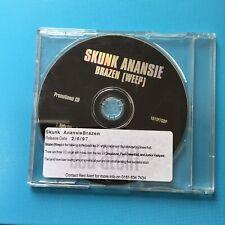 SKUNK ANANSIE - Brazen - Rare PROMO CD 1997
