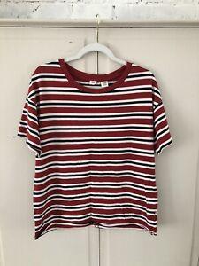 Vintage Levi's Striped T-Shirt