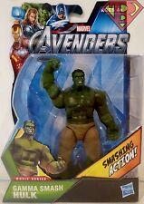 "HULK -GAMMA SMASH- The Avengers Movie Series 4"" inch Action Figure #8 2012"
