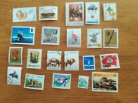 lot N°132 - 20 timbres POLOGNE
