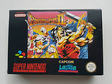 SNES SUPER NINTENDO BREATH OF FIRE II 2 CIB *NEAR MINT*