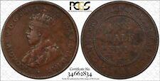 Australia 1923 Half Penny PCGS VF20