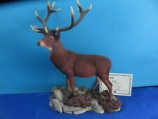 More details for teviotdale stag / deer   with  certificate  ltd; ed: