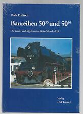 Baureihen 50.35 und 50.50 Die Reko 50er der DR Verlag Dirk Endisch